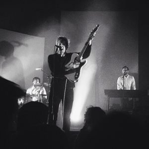 Spoon at the Egyptian Room